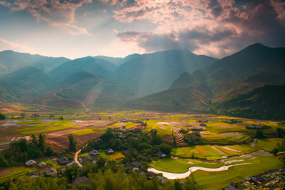 Photograph Tule valley by Hai Thinh on 500px