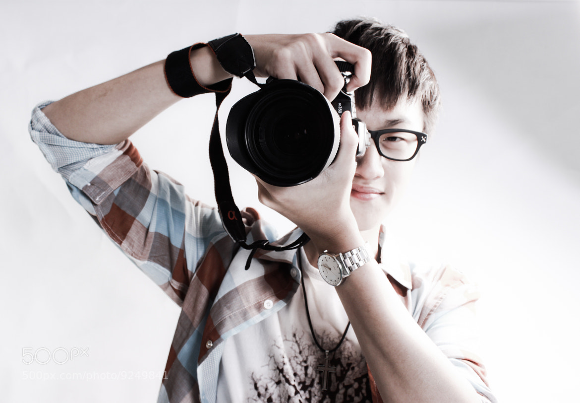 Photograph This is me! by CHILL CHUANG on 500px