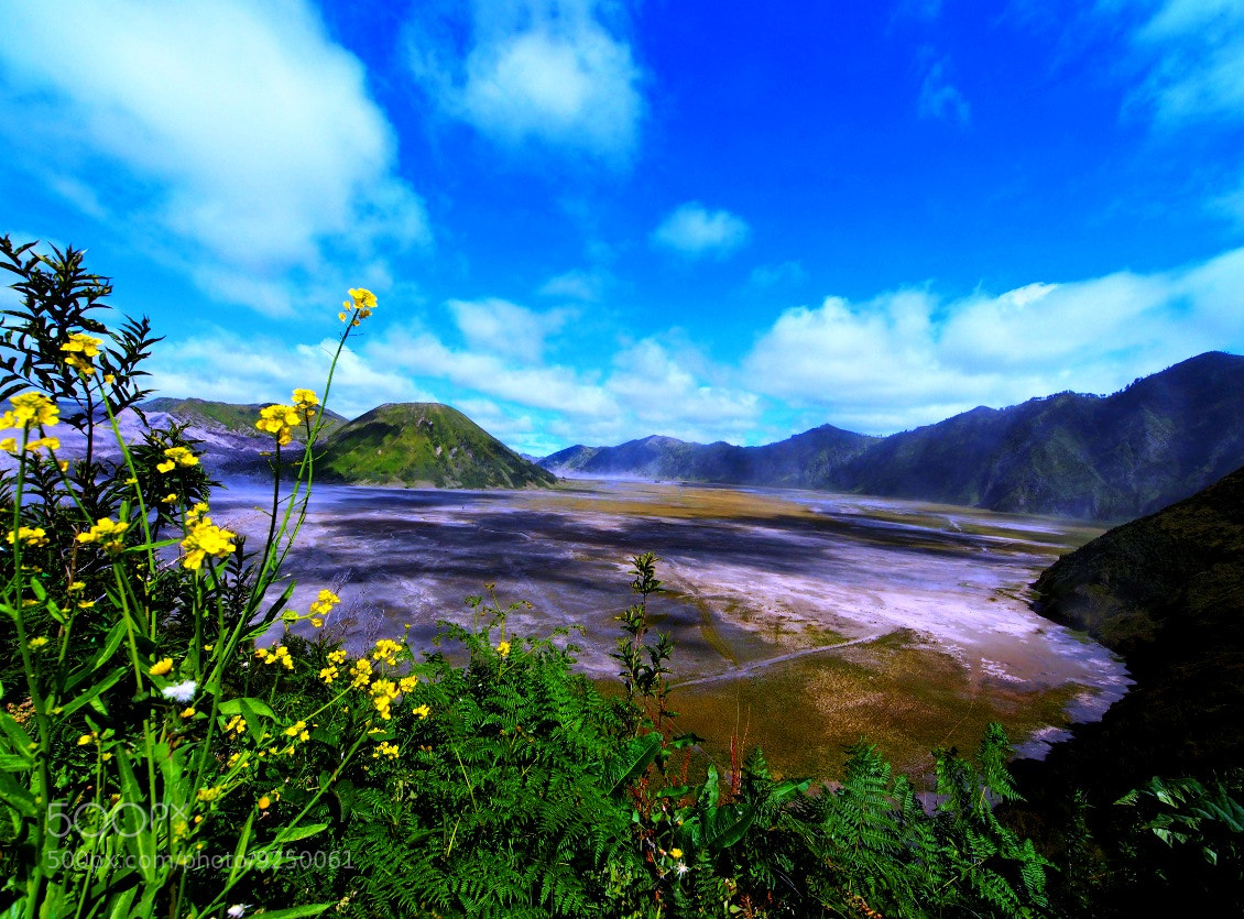 Photograph Mount Batok - Bromo Mountain by Debora Sylvia Roseny on 500px