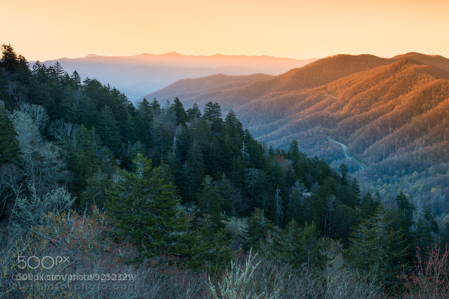 Photograph Newfound Gap by Alex Filatov on 500px