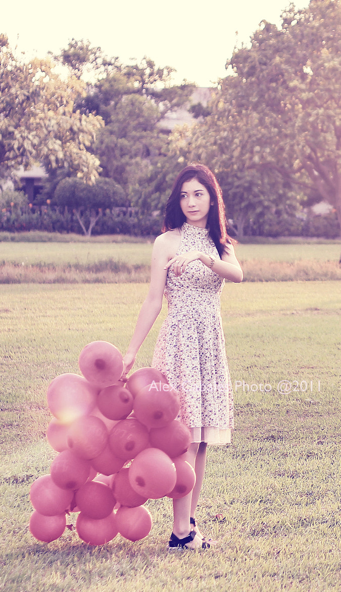 Photograph Balloons  by gwapitoloco on 500px