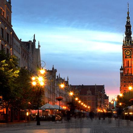 Długa street, Gdansk