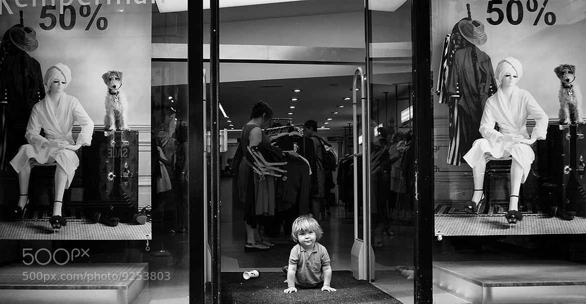 Photograph shopping by Nico Ouburg on 500px