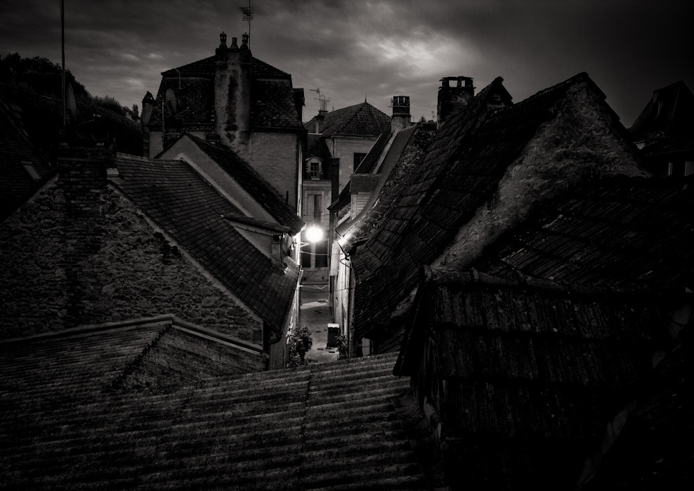 Photograph Roofs by Margaret Netherwood on 500px