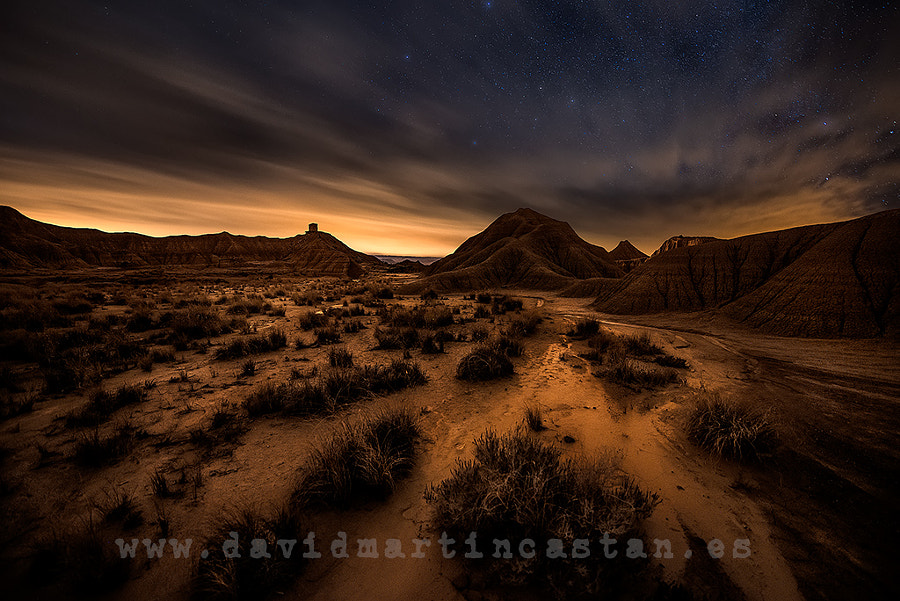 Rain in Desert by David Martín Castán on 500px.com