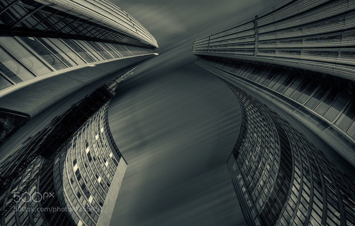 Photograph Keyhole to the sky by Roland Shainidze on 500px