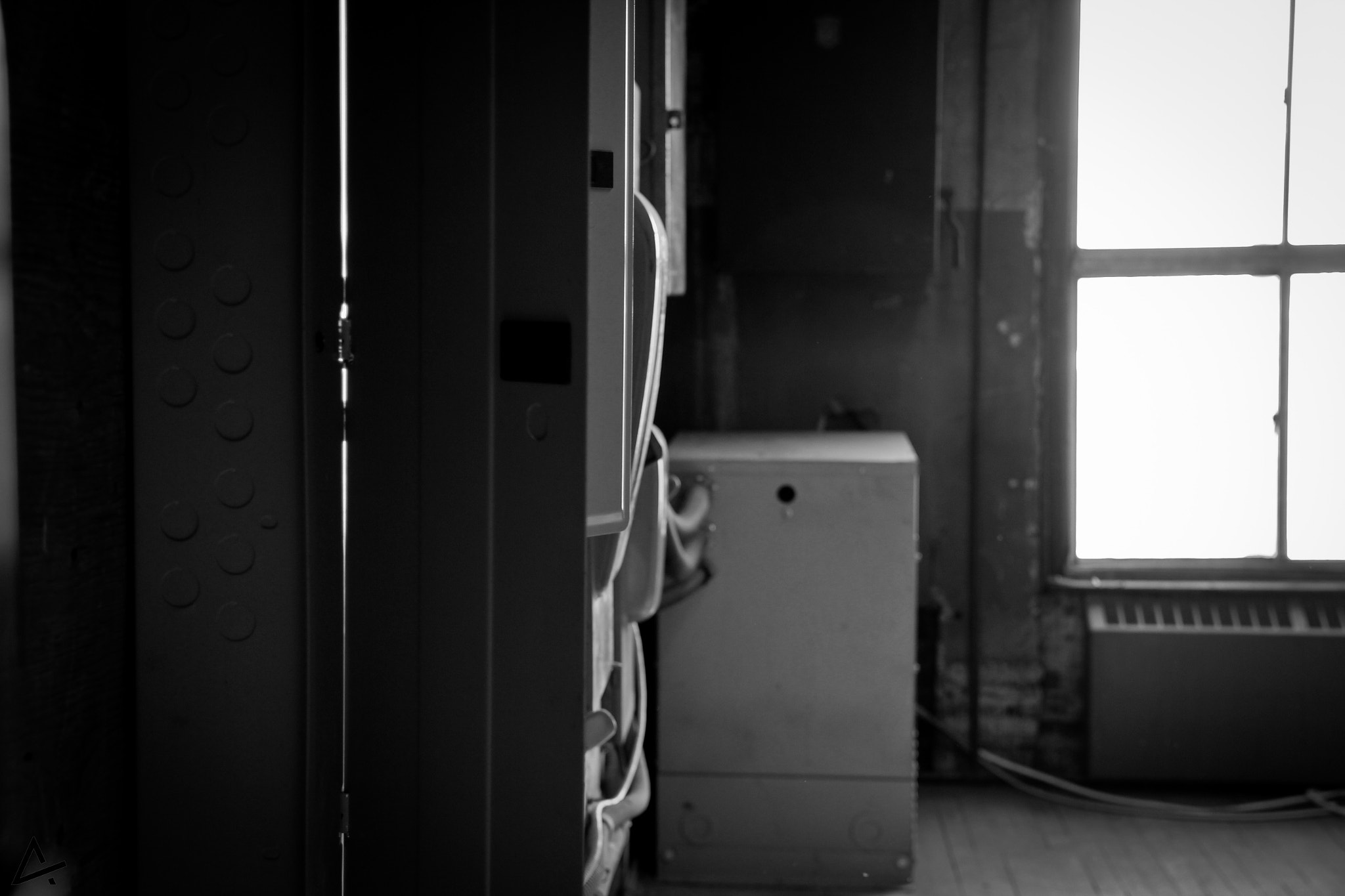 Photograph Electrical room by Alexandre Masy on 500px