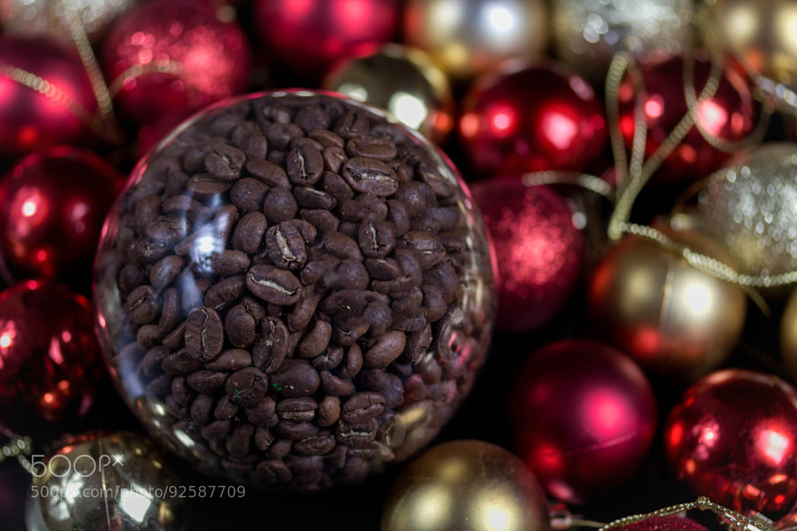 Photograph Coffee Bean Globe 2 by HaoZhe Yoh on 500px