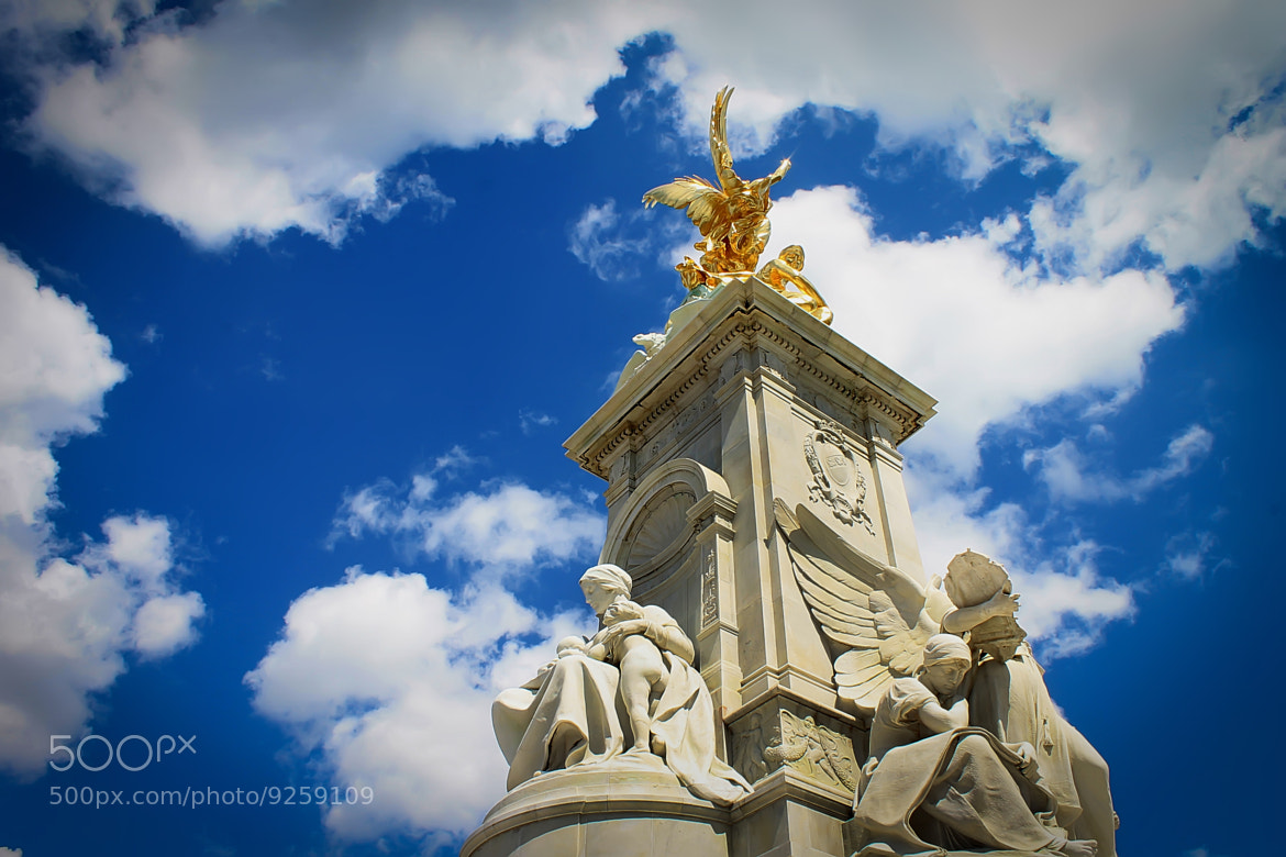 Photograph Victoria Memorial, London by Ahmed Fayadh on 500px