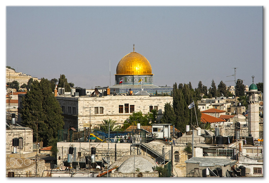 Photograph Dome of the Rock by Zadok Shmuel on 500px