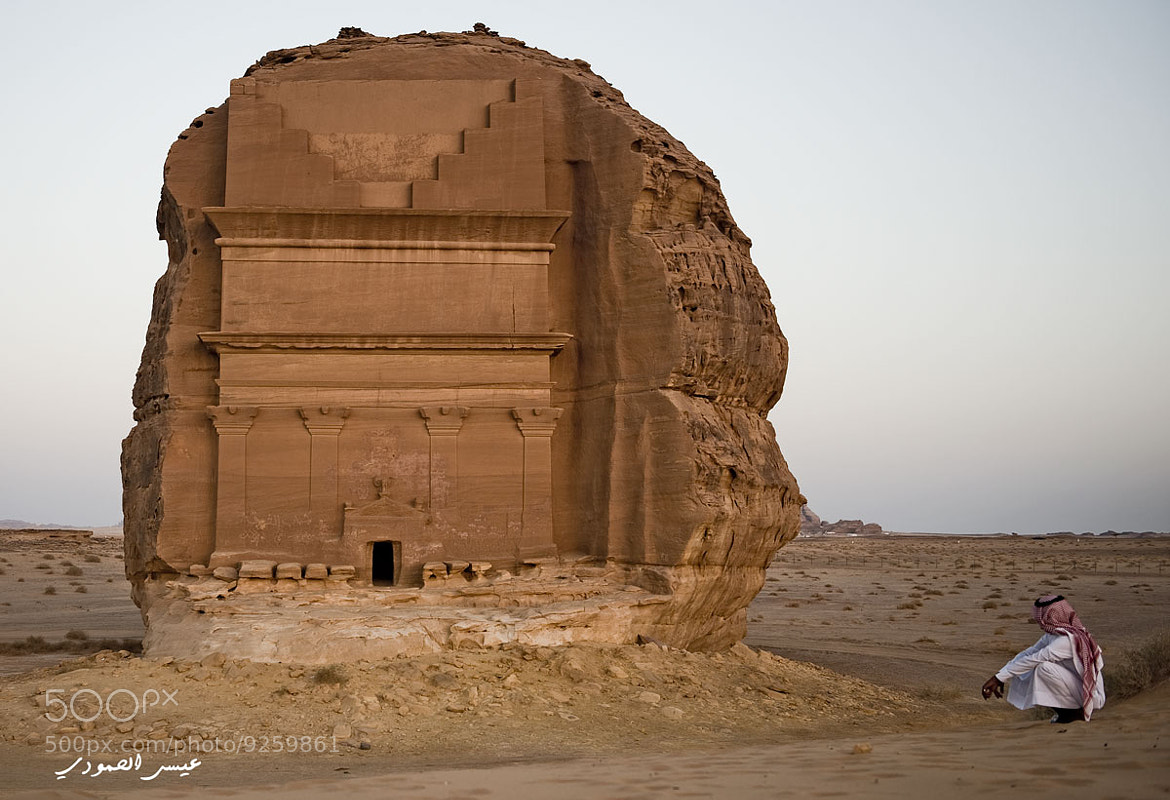 Photograph Madain Saleh by eissa alhemodi on 500px