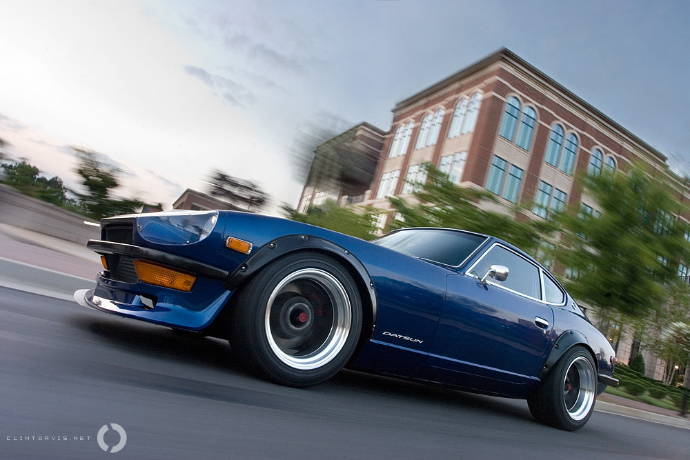 Photograph Datsun 240Z by Clint Davis on 500px