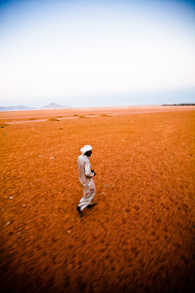 Photograph Sand man by Lapin Dmitry on 500px