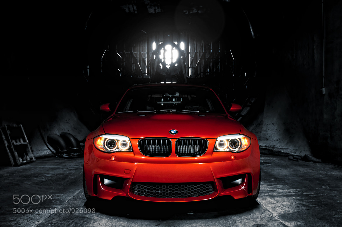 Photograph MORR BMW 1M by William Stern on 500px