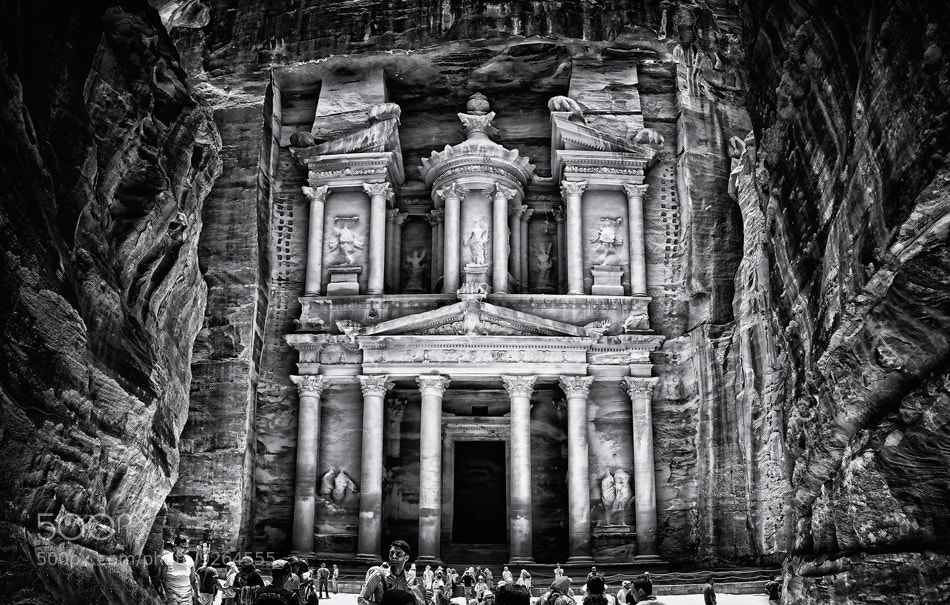 Photograph Petra by piet flour on 500px