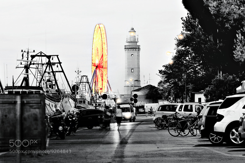 Photograph Ruota panoramica In prospettiva. by Urbinati Roberto on 500px