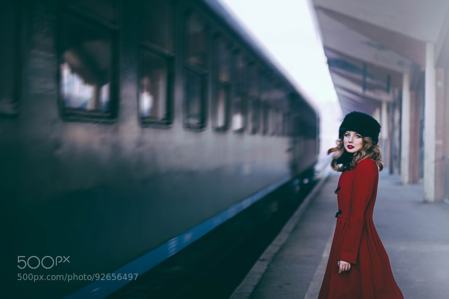 Photograph Catch the train by Maja Top?agi? on 500px