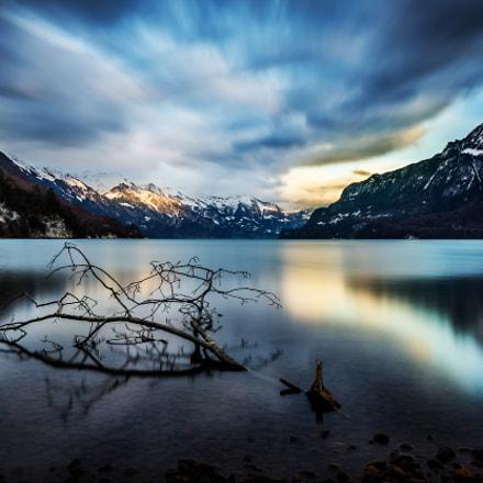 The Lake of Brienz