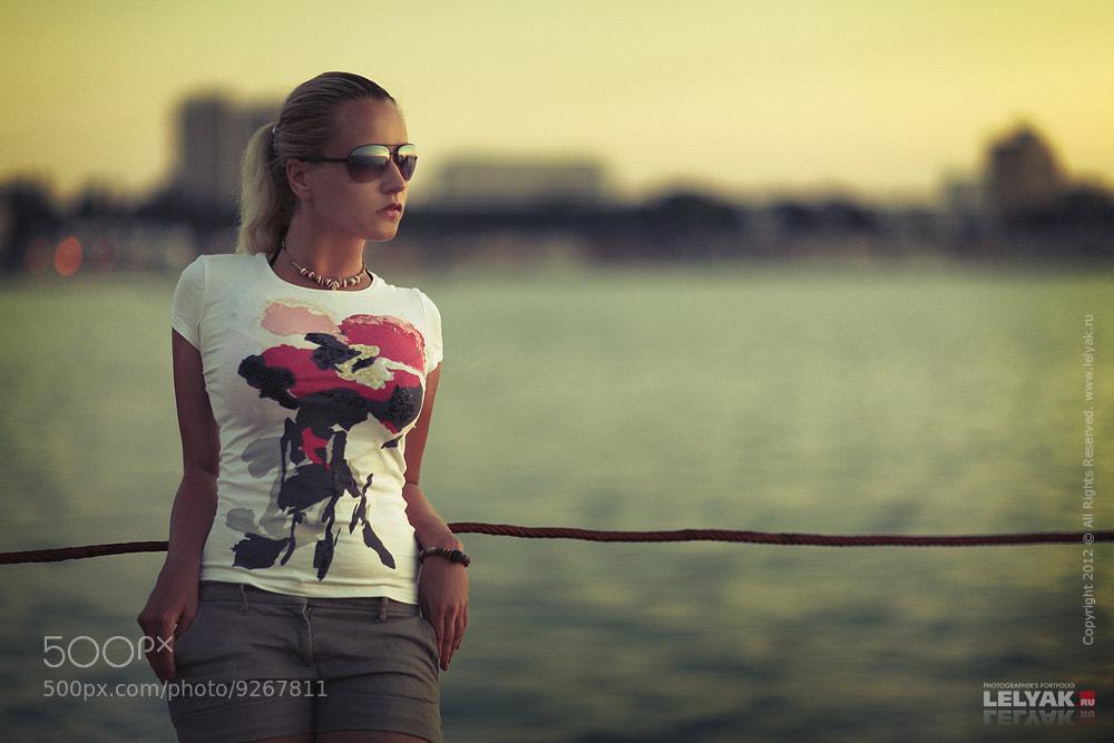 Photograph Sunset by Konstantin Lelyak on 500px