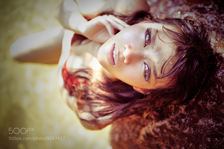 Photograph Cecilia  by Jason Matthew Tye on 500px