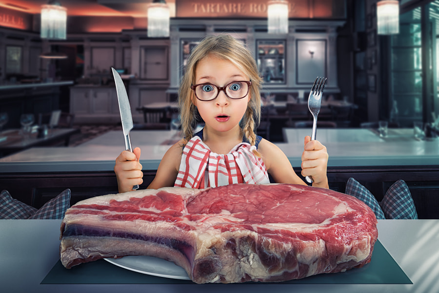 Photograph I shoot and eat RAW by John Wilhelm is a photoholic on 500px