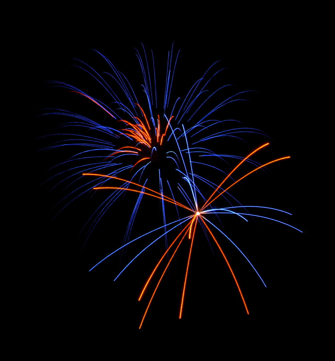 Photograph Fireworks 2 by Paul Marto on 500px