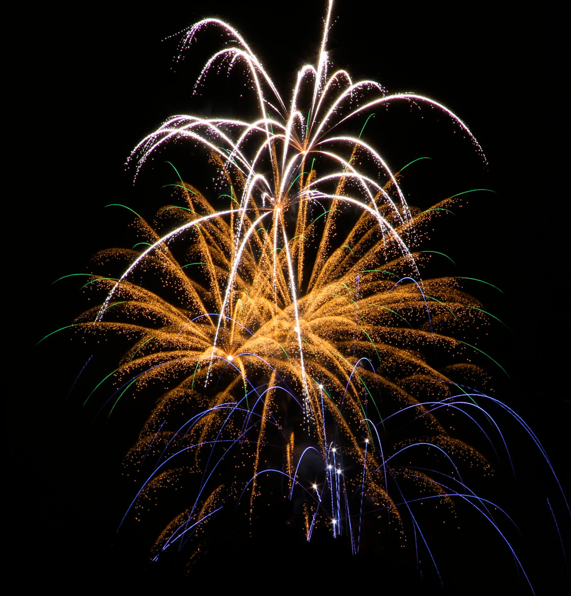 Photograph Fireworks 1 by Paul Marto on 500px