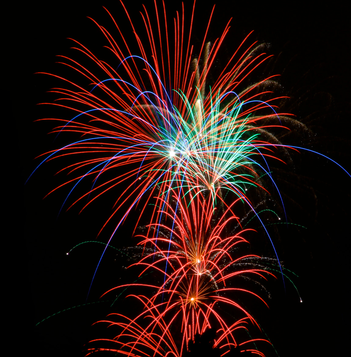 Photograph Fireworks 3 by Paul Marto on 500px