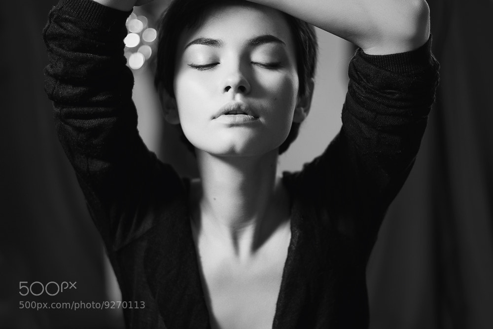 Photograph b/w by Olga Gabsattarova on 500px