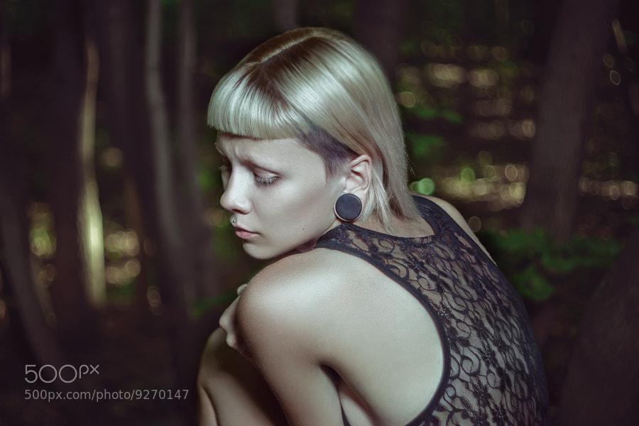 Photograph alone by Olga Gabsattarova on 500px