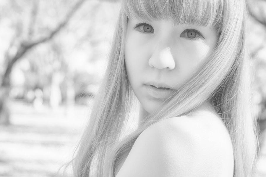 IR Portrait