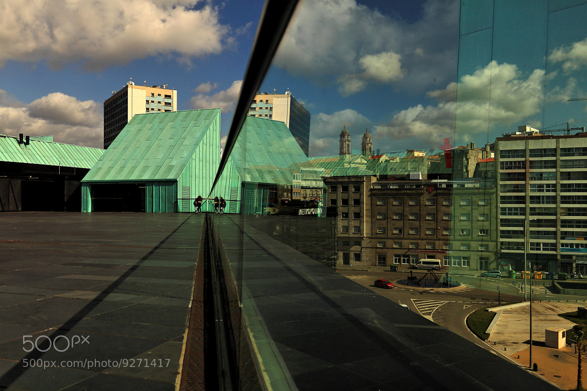 Photograph METROPOLITAN by Miguel Silva on 500px