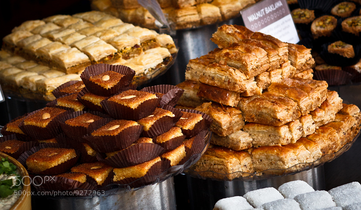 Photograph Borough Cakes by Andy Prior on 500px