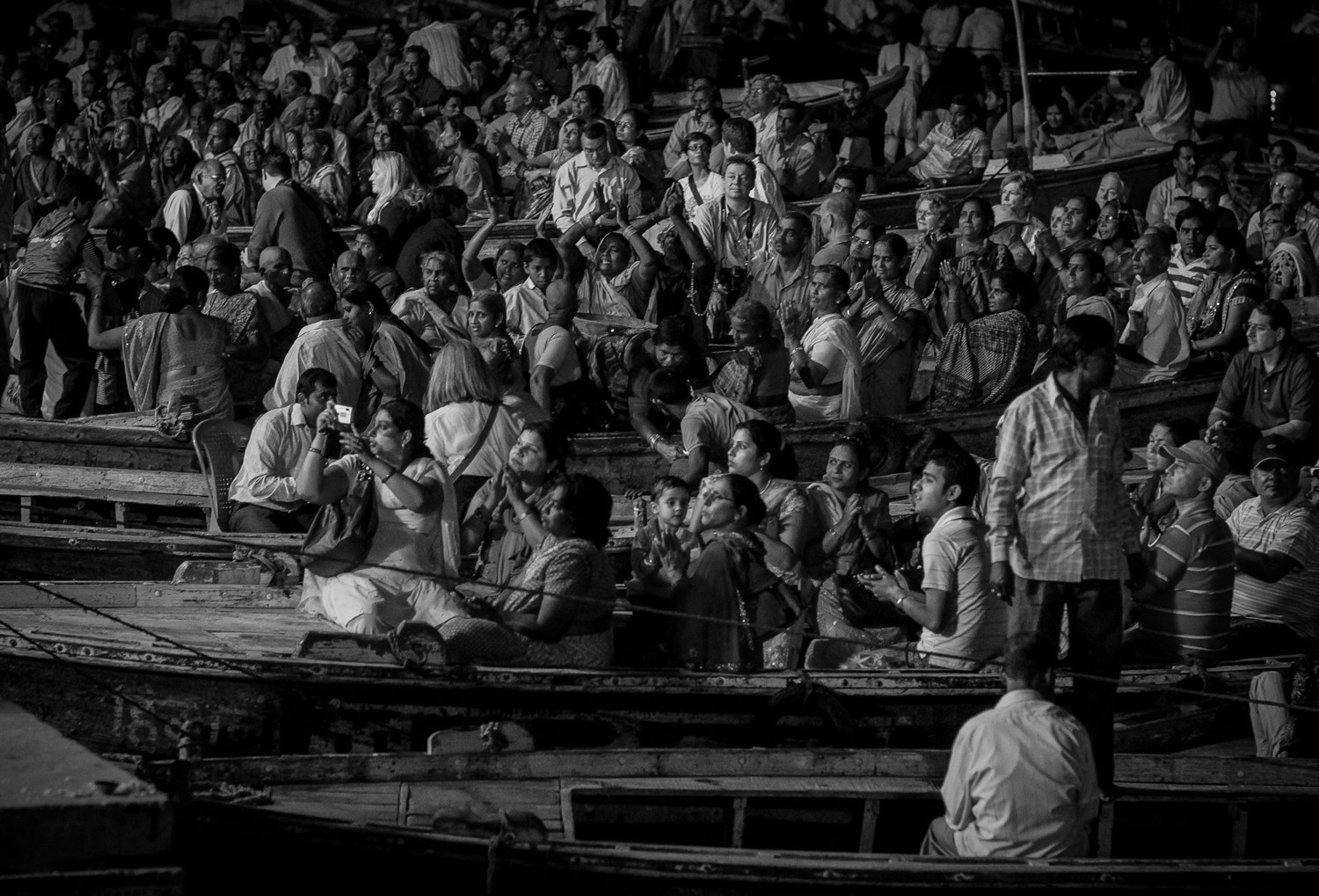 Photograph Ganga Prayer by Saiful Nang on 500px