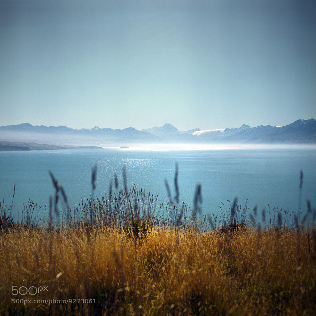 Photograph Lake Pukaki by Stas Kulesh on 500px