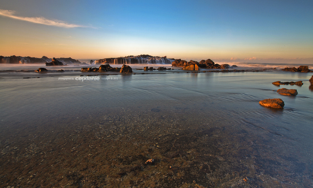 Photograph Lagon Pari in the Morning by cepdanie ™ on 500px