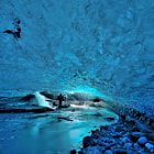 The Crystal ice cave, Iceland.  Join me on exciting, affordable photo tours in Iceland throughout 2015.  http://www.andreasjonesphotography.com/photography-tours.html