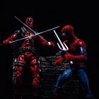 ������, ������: Deadpool vs SpiderMan