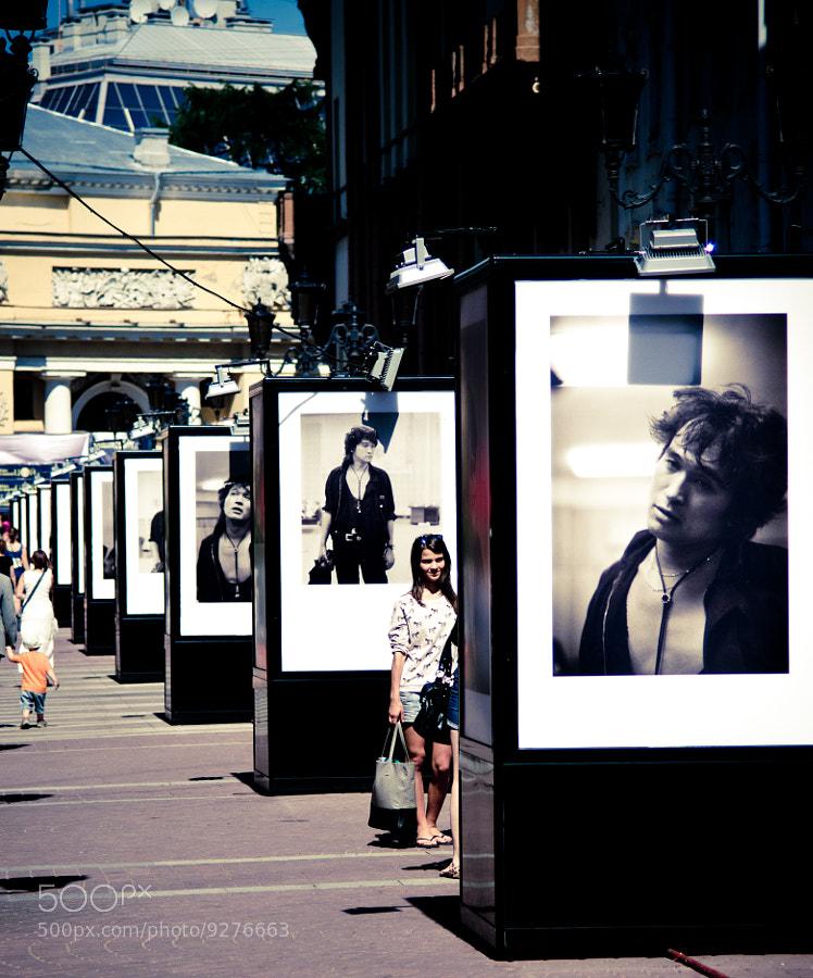 Tsoy gallery by Pavel Nabatov (ra1apo) on 500px.com