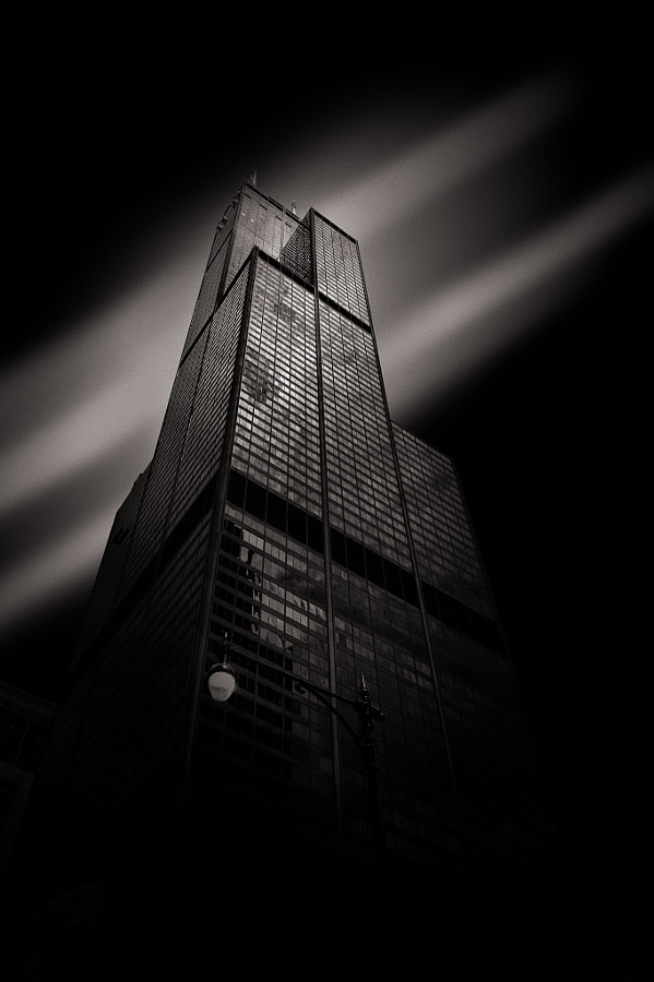 Photograph Willis Tower by Carlos D. Ramirez on 500px
