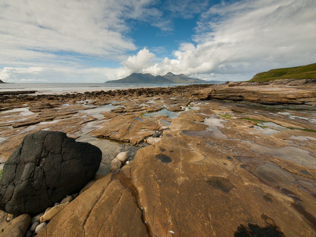 Photograph Laig Bay Rocks by Keith Muir on 500px