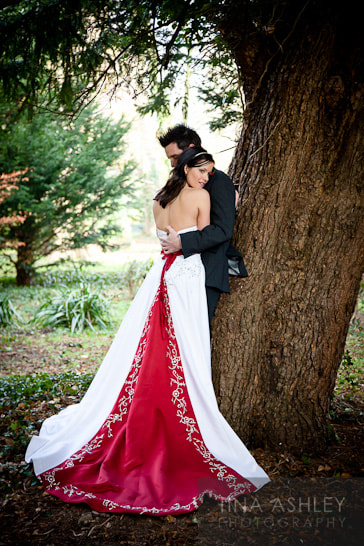 Photograph Bride and Groom Portrait by Tina Ashley Photography on 500px