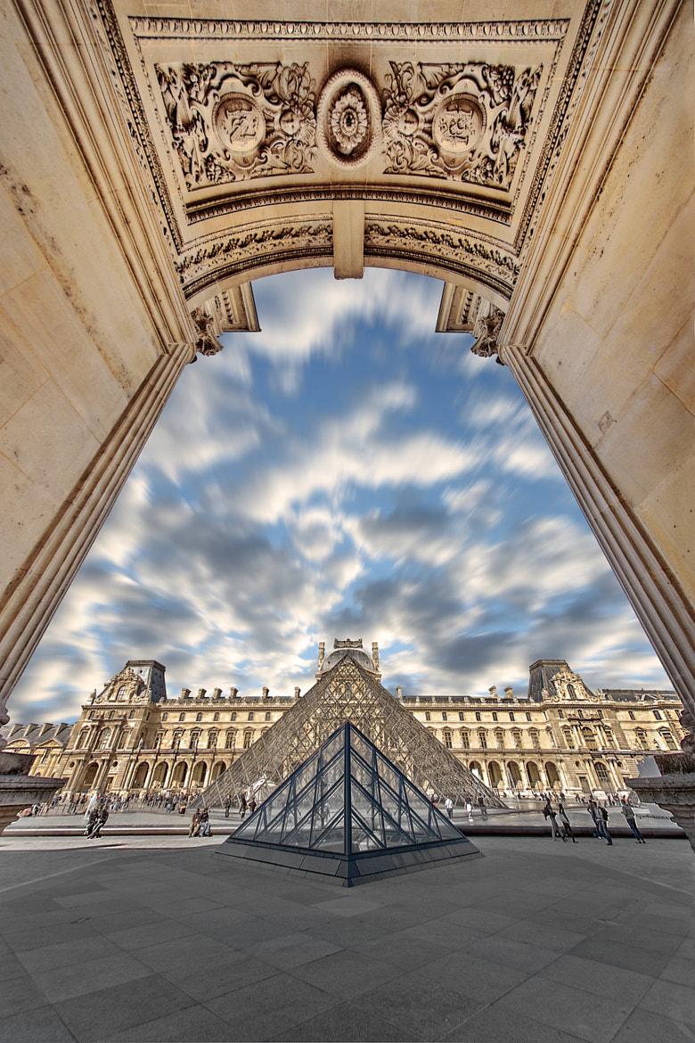 Photograph Jeu Louvre..... by Claude Bencimon on 500px