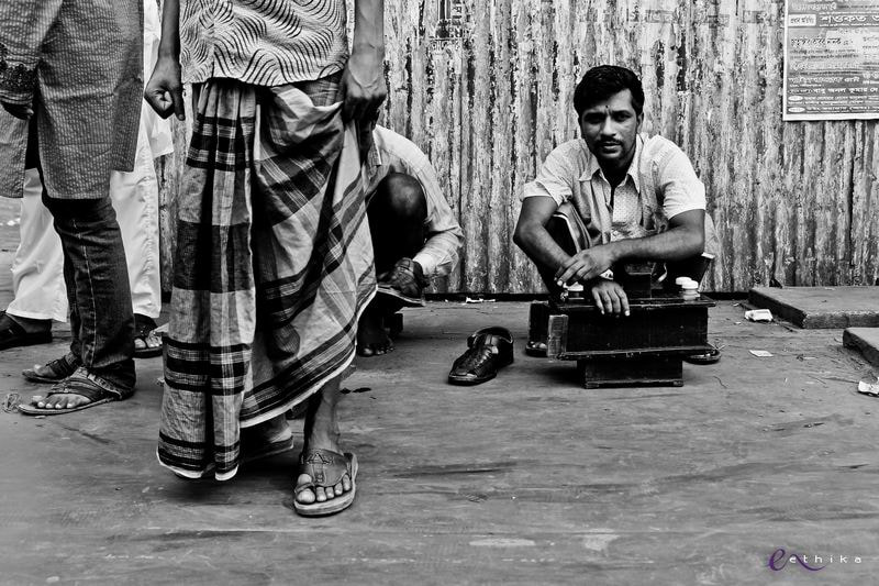 Photograph Life - Cobbler by Ethika Rahman on 500px