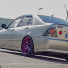 Постер, плакат: Lexus IS200