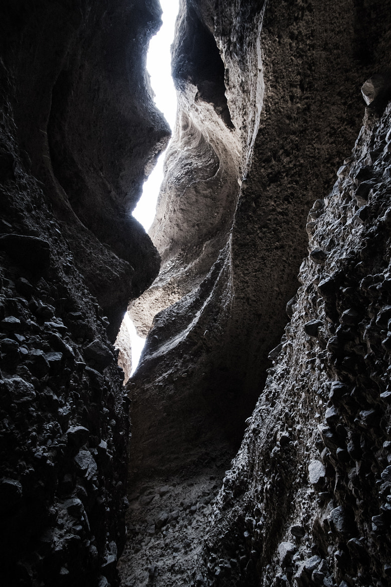Photograph Spooky Canyon by Michael Paparazzo on 500px