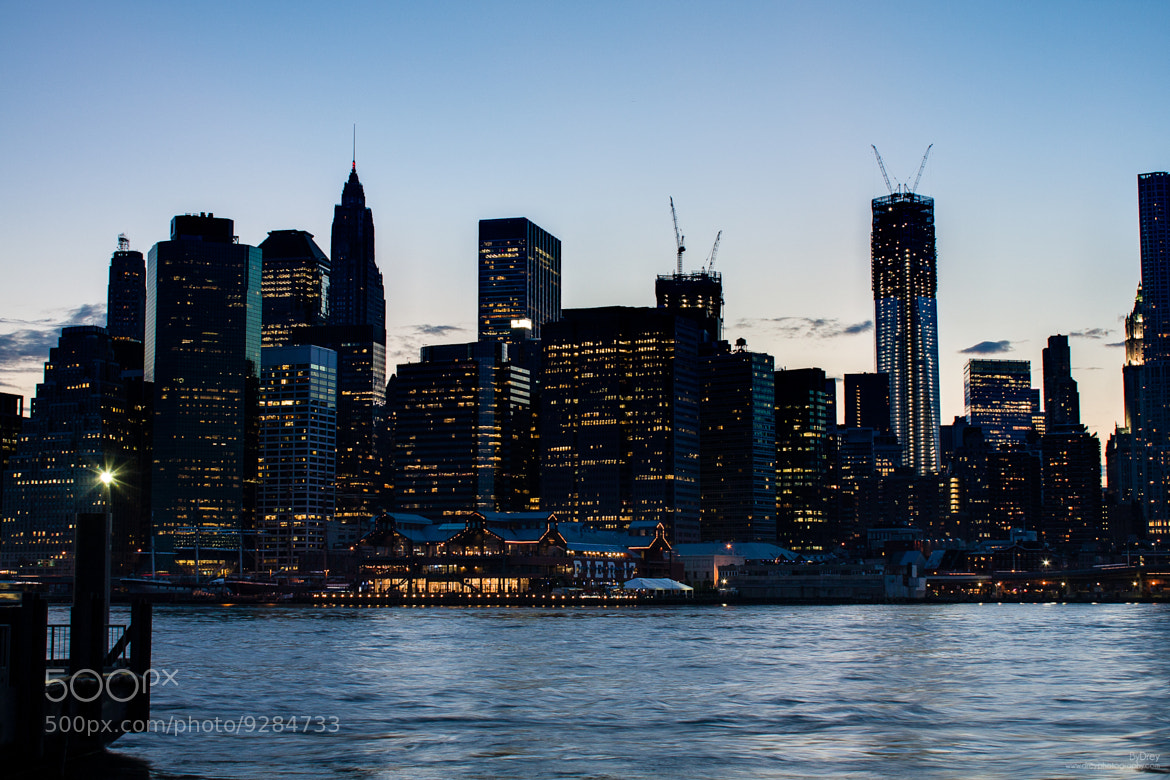 Photograph Pier 17 by Audrey Meffray on 500px