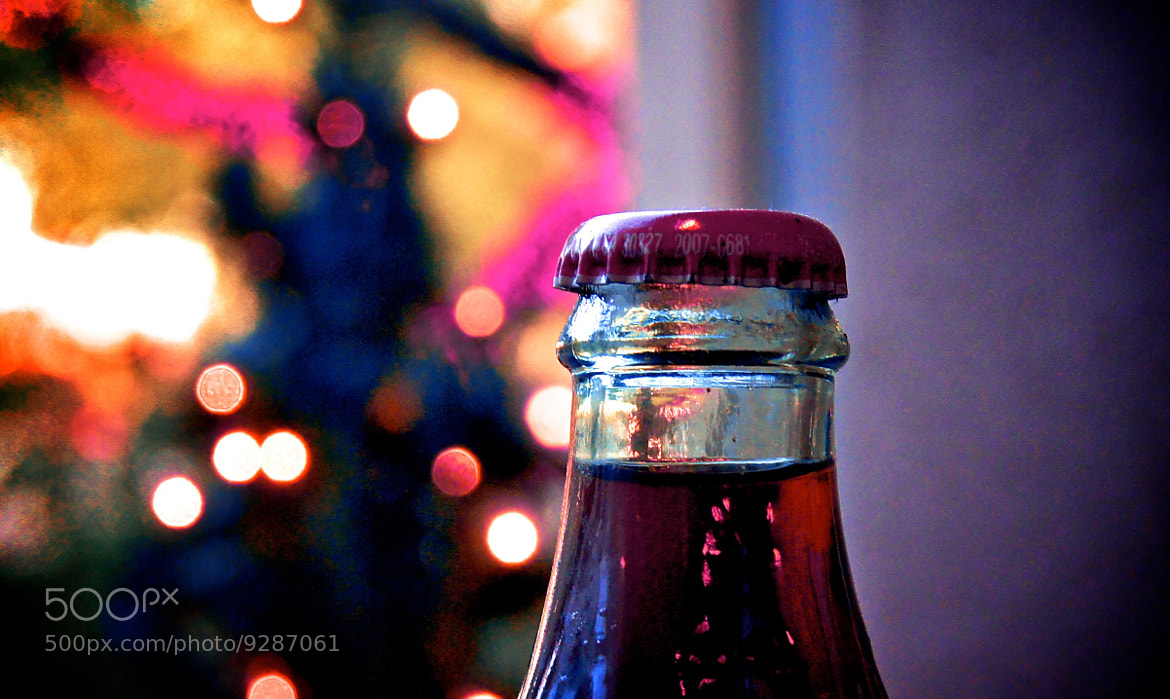 Photograph Coke Bottle by Chuck Dries on 500px