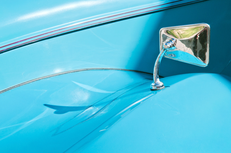 Photograph wing mirror by Linda Wride on 500px