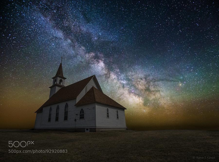 4 Celestial by Aaron J. Groen